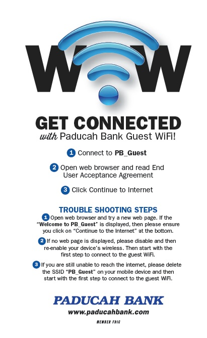Paducah bank offers free wifi for Southside motors paducah ky