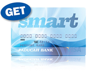 Get the Smart Card from Paducah Bank